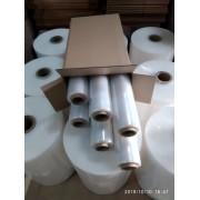 Стретч плівка для ручного пакування 12 мкм 2,7/2,9 кг прозора, первинна