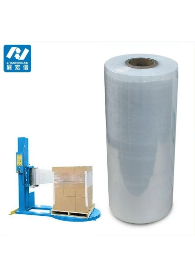 Стрейч плівка для машинного пакування 500мм х 2000м х17мкм